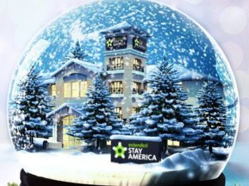 Extended Stay America's  12 Days of Holiday Cheer $100 Giveaway