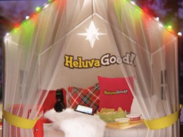 The Heluva Good Holiday Hideout Sweepstakes