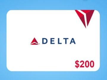 Intermountain Healthcare $200 Delta Airlines Giveaway