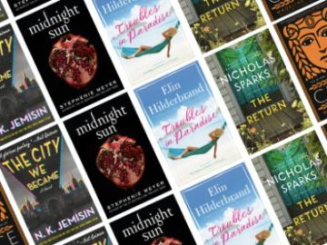 New Year, New Reads Sweepstakes