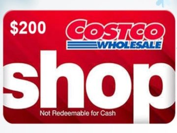 Intermountain Healthcare $200 Costco Giveaway