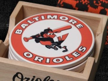 Orioles 12 Days of Holiday Sweepstakes