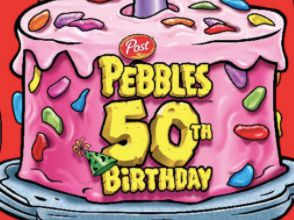 #HappyBirthdayPEBBLESCereal Contest