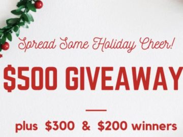 Fruits From Chile Holiday Cheer $500 Giveaway