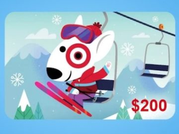 Intermountain Healthcare $200 Target Giveaway