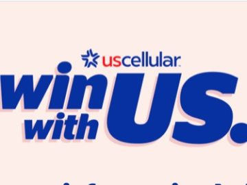 US Cellular Win With Us Sweepstakes (Subscribers)