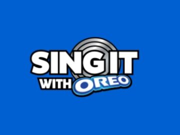 Sing it with Oreo Sweepstakes & Instant Win Game