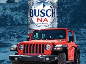 Busch NA Car Giveaway
