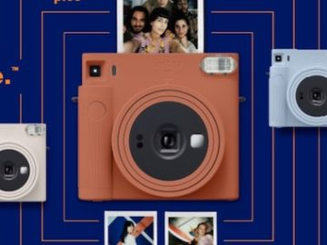 Fujifilm Instax Square Holiday Sweepstakes