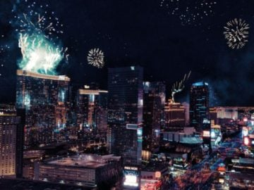 Las Vegas 2020 New Year's Eve Sweepstakes