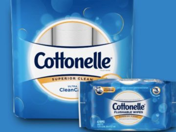 Cottonelle Refreshingly Clean Slate Sweepstakes (Instagram/Twitter)
