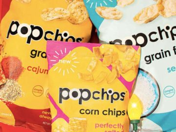 Popchips Happy Holidays Sweepstakes