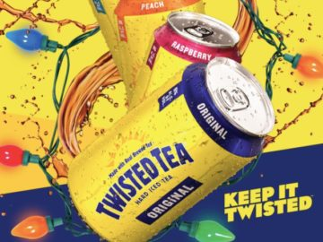 Twisted Tea Holiday Giveaway