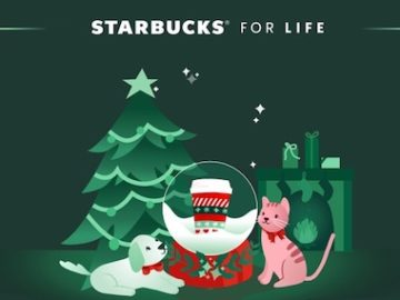 Starbucks for Life: 2020 Holiday Edition