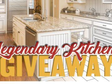 Kentucky Legend Legendary Kitchen Sweepstakes
