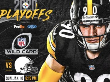 2020 Pittsburgh Steelers Playoff Experience Sweepstakes