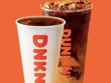 My Dunkin' Mood Sweepstakes and Instant Win