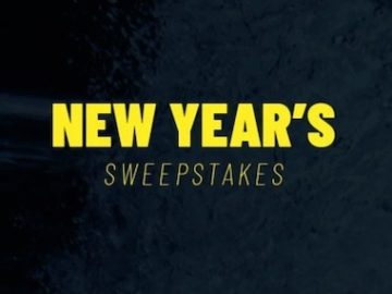 Body Glove New Year Sweepstakes