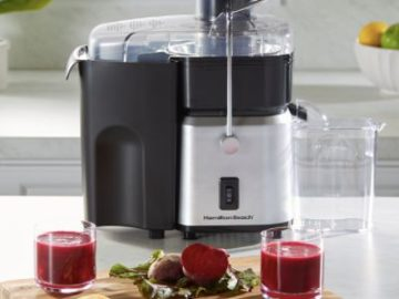 Hamilton Beach Whole Fruit Juicer Giveaway Sweepstakes