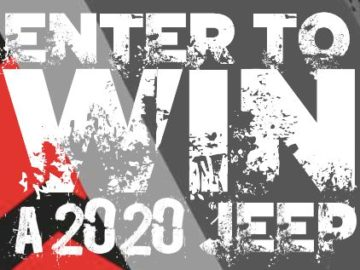 EZ Trunk Win A 2020 Jeep Wrangler Sweepstakes