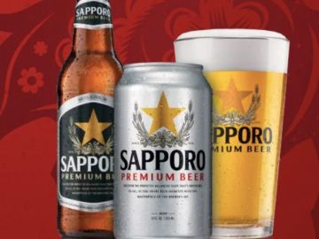 Sapporo Lunar New Year Sweepstakes (Limited States)