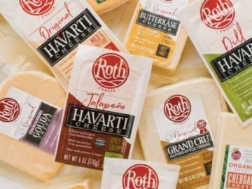 Roth Cheese Lover's Day Giveaway