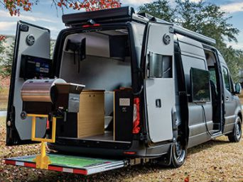 FOX Sports Radio's Ultimate Tailgate Rig Sweepstakes Presented by Mercedes-Benz Vans