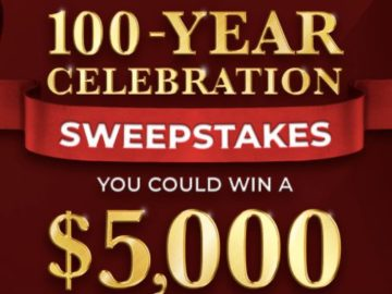 Master Lock 100-Year Celebration Sweepstakes
