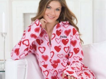 PajamaGram Feel The Love Pajama Giveaway