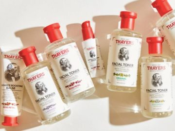 Get Toned with Thayers Sweepstakes