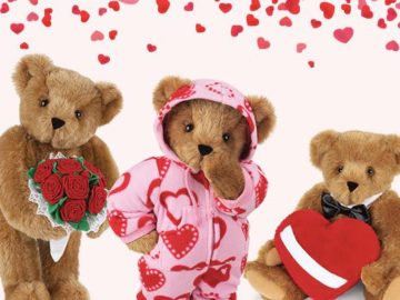 The Beary Romantic Valentine's Giveaway