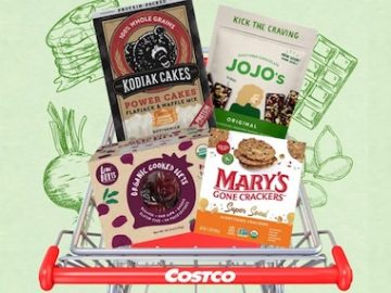 JoJo's Chocolate Costco Giveaway