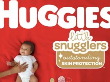 Huggies Welcome Baby Sweepstakes (Limited Entry)