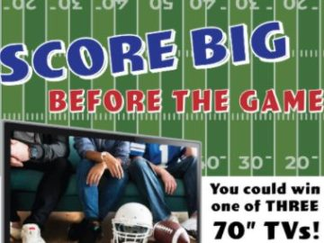 Fareway 2021 Big Game Giveaway (Limited Areas)