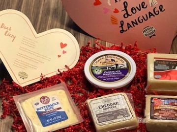 Wisconsin Milk For the Love of Cheese Sweepstakes
