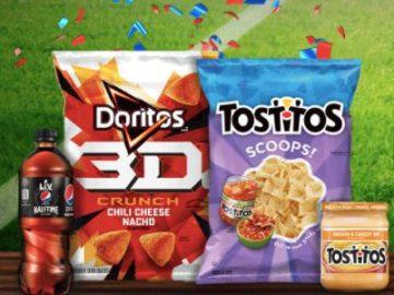 PepsiCo Tasty Rewards $7,500 Super Bowl LV Sweepstakes