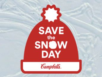 Campbell's Save the Snow Day Sweepstakes