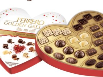 Golden Gallery Signature Valentine's Day Tasting Sweepstakes