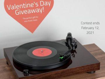 Fluance Valentine's Day Giveaway