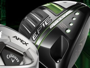 Callaway Golf – A.I. The Future of Performance Sweepstakes