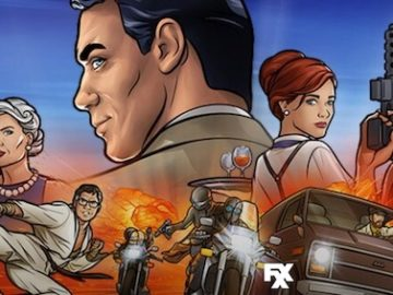 FX Network Archer Twitter Sweepstakes