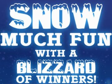 Mitchell 1 Snow Much Fun Sweepstakes