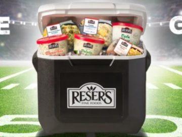 Reser's Big Game Giveaway