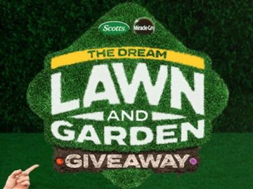 Scotts & Miracle-Gro The Dream Lawn and Garden Giveaway