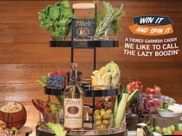Tito's Team Spirit 2021 Sweepstakes