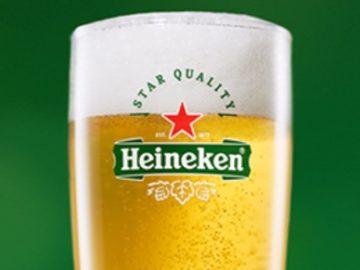 Heineken Star Quality Sweepstakes (Photo Upload)