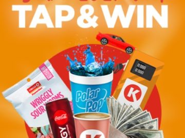 Circle K Tap and Win Sweepstakes