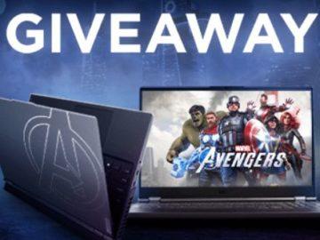 Avengers x Legion Giveaway