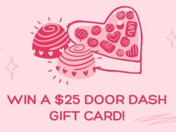 Sweepstakes Fanatics $25 Valentine's Day Giveaway
