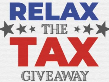 Check Into Cash Relax the Tax Giveaway Sweepstakes (Limited States)